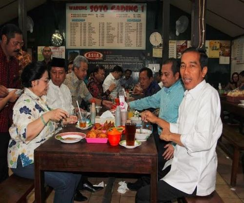 wisata kuliner di sekitar hotel ibis