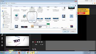 Gagal download hasil edit di panzoid