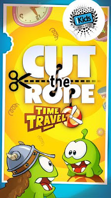 Download Cut the Rope: Time Travel APK For Android Free For Mobiles And Tablets With A Direct Link.