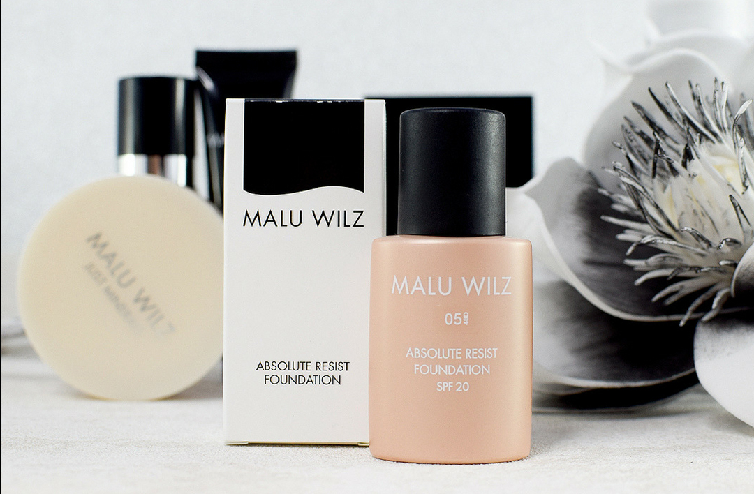 Malu Wilz Absolute Resist Foundation, Test