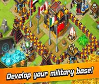 تحميل لعبة Jungle Heat: War of Clans