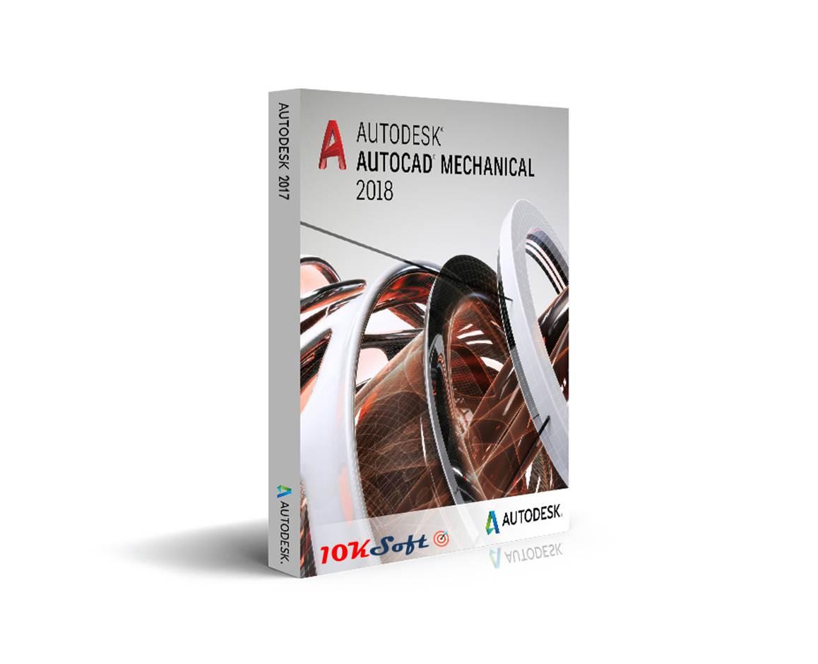 Autodesk AutoCAD Mechanical 2018 Free Download