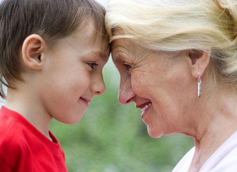 Бабушки внуки рассказы фото 601-4