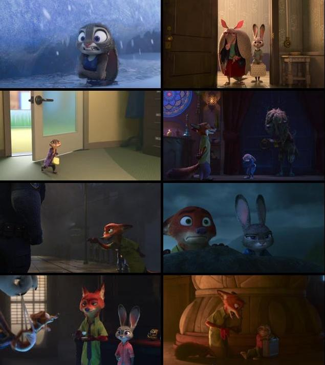 Zootopia 2016 English 720p BluRay