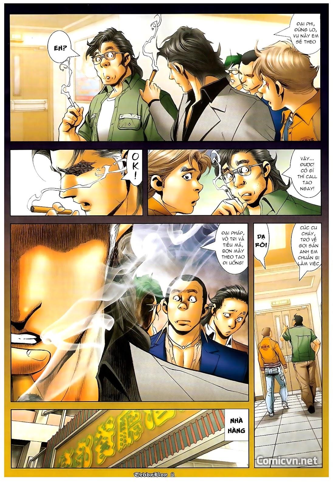 Người Trong Giang Hồ - Chapter 1210: Giải tán - Pic 7