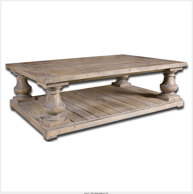 Fantastic Wood Cocktail Table Photograph