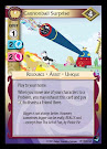 My Little Pony Cannonball Surprise High Magic CCG Card