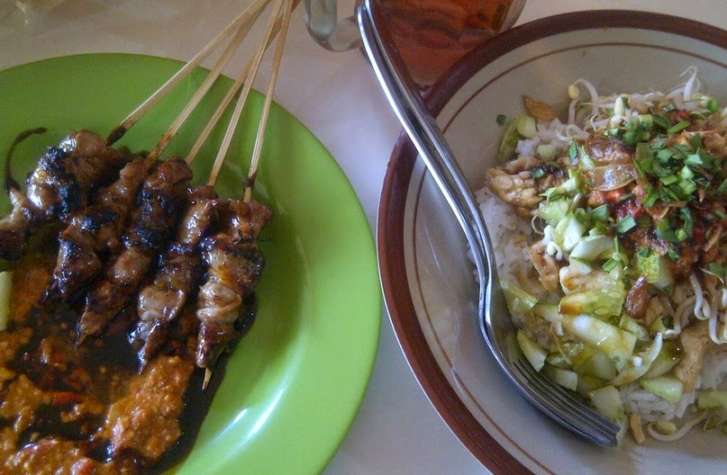 Resep Masakan Nasi Lengko Khas Cirebon