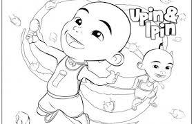Gambar Mewarnai Tokoh Kartun Yang Digemari Anak Anak