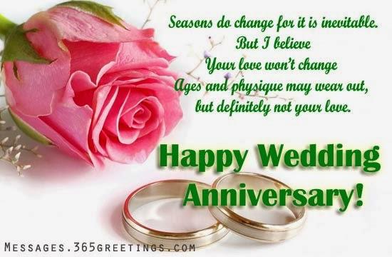 anniversaire de mariage mon mari