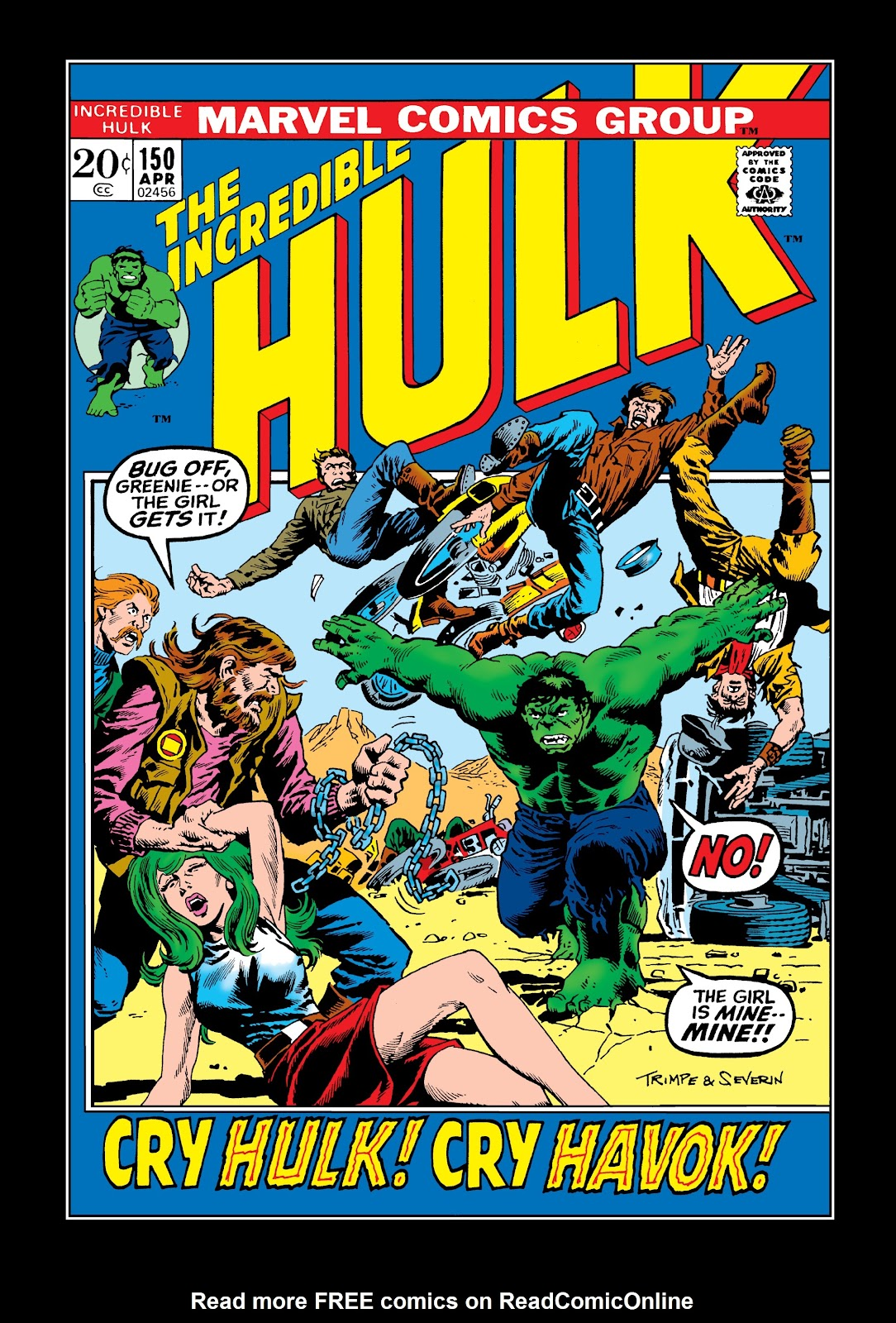 Read online Marvel Masterworks: The Incredible Hulk comic -  Issue # TPB 8 (Part 2) - 30