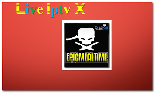 Epic Meal Time tv shows addon