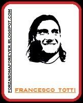 ForzaRomaForEver: CLIPART AS ROMA - FRANCESCO TOTTI