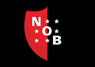 Newells Old Boys Rosario Pasion Rojinegra escudo Logo Vector