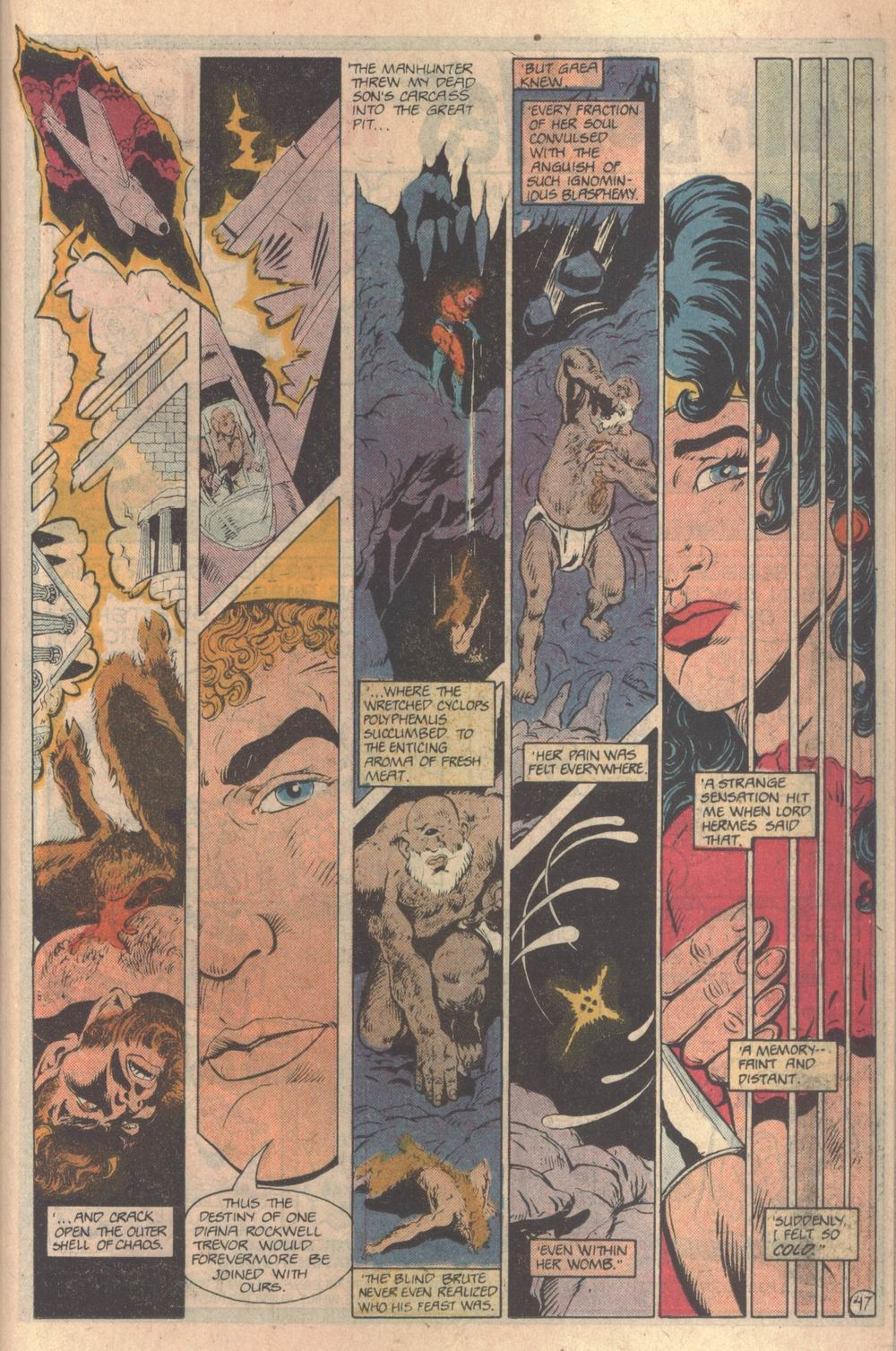 Read online Wonder Woman (1987) comic -  Issue # Annual 2 - 48