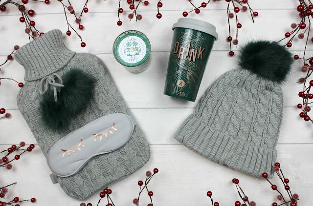 A review of Zoella Warm & Toasty Mug & Hat Set