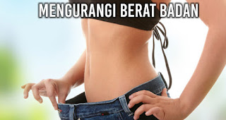 Dengan minum air putih setelah bangun tidur dapat membantu mengurangi berat badan.