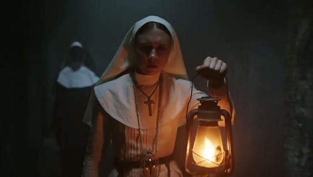 Crítica: 'La monja' (2018): el spin-off de The Conjuring no consigue dar miedo