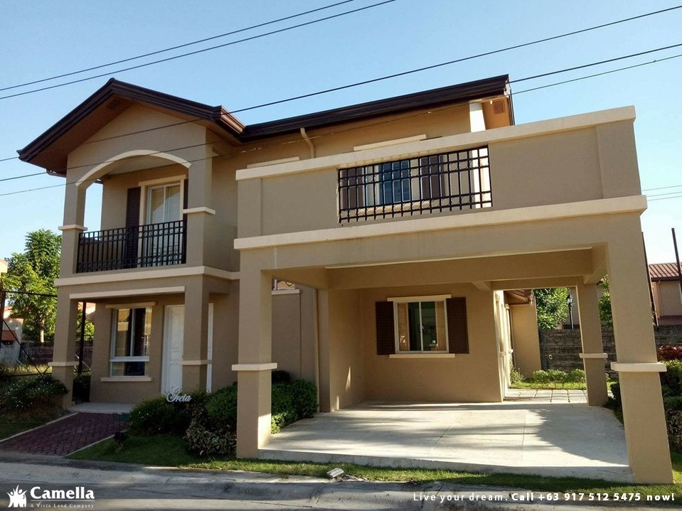 Photos of Greta - Camella Dasmarinas Island Park | House & Lot for Sale Dasmarinas Cavite