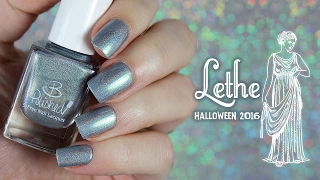 B Polished Lethe | The Halloween 2016 Custom