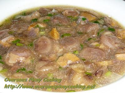 Soup No. 5, Lanciao