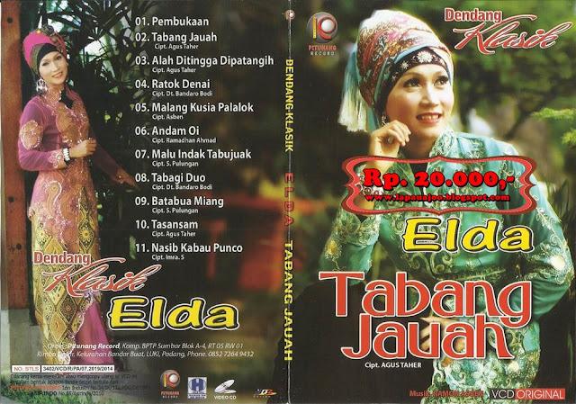 Elda - Tabang Jauh (Album Dendang Klasik)