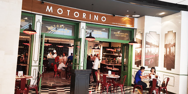 Motorino SkyAvenue, Genting