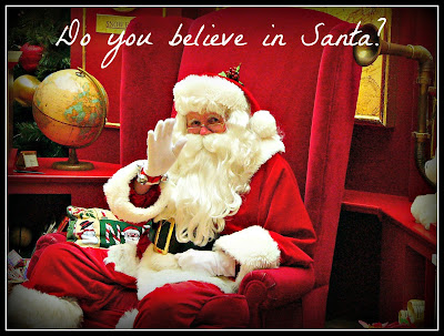 Do you believe in Santa