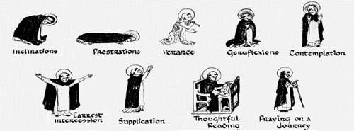 Catholic Self-Help: St. Dominic's Nine Ways of Prayer