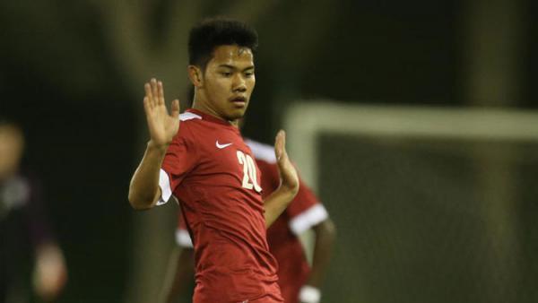 Andri Syahputra Masuk Tim Qatar untuk Piala AFC U-23