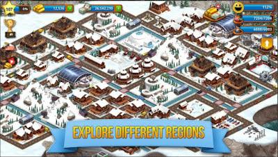 Game Bangun Kota: Tropic Paradise Sim Mod Apk