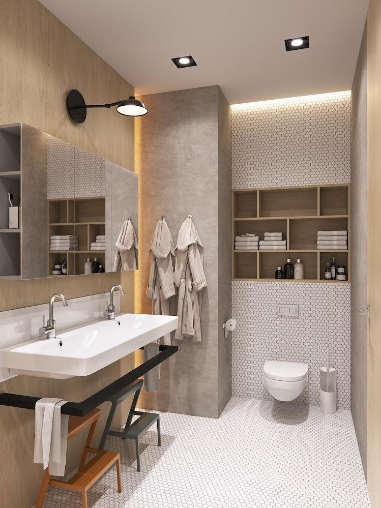 small-white-tile-bathroom-floor