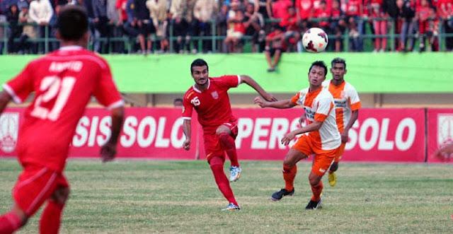 Laga PBFC vs Persis Digelar 20 November 2014