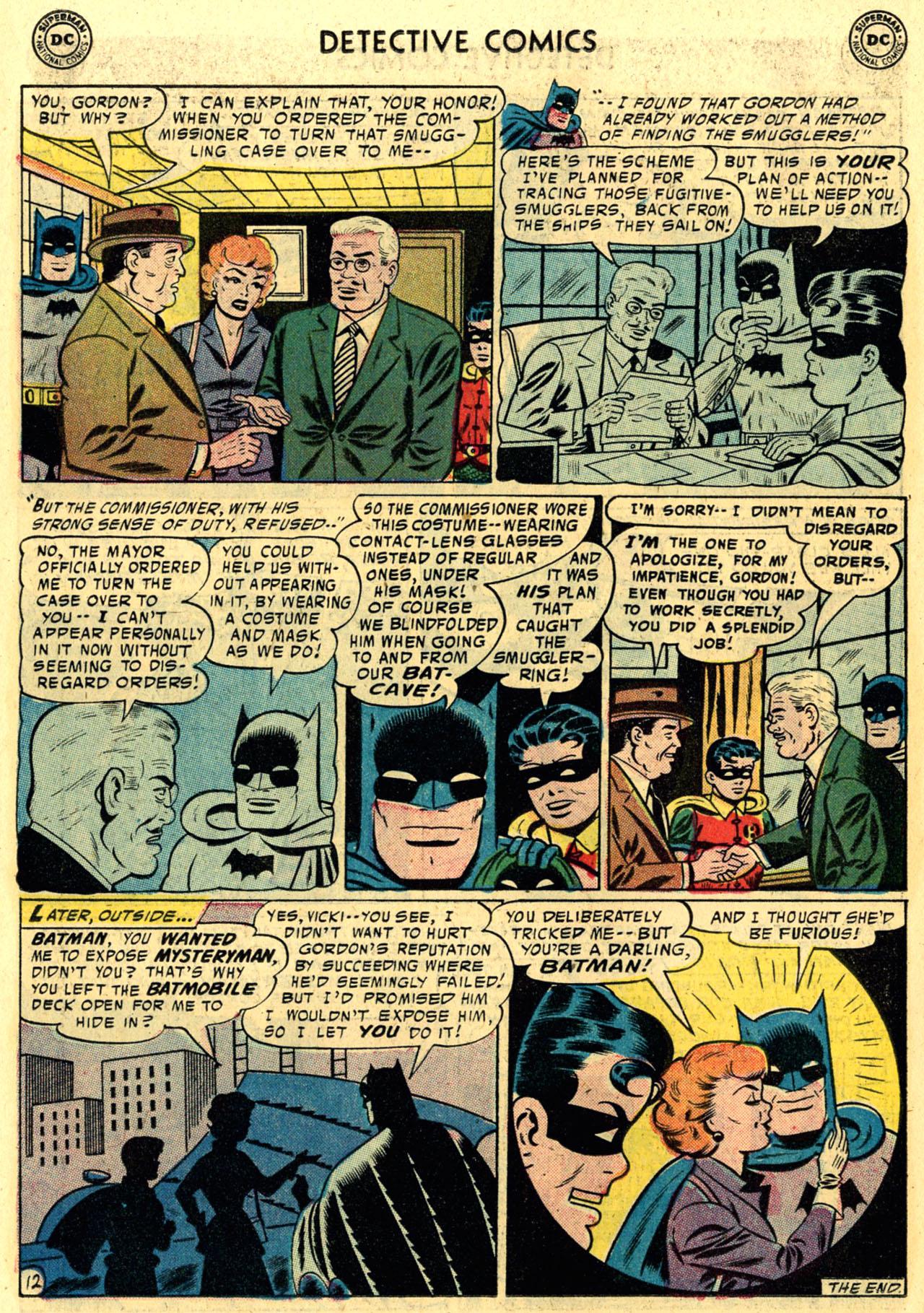 Read online Detective Comics (1937) comic -  Issue #245 - 14