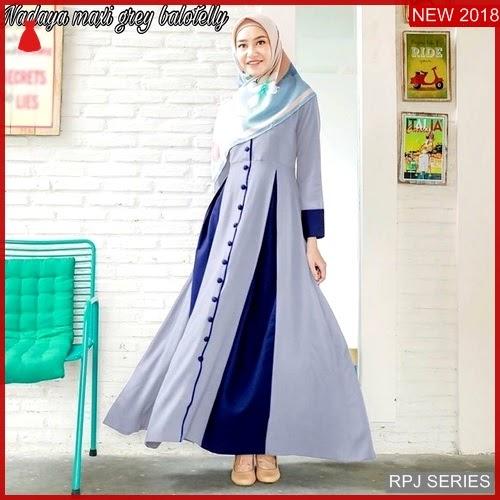 RPJ093D174 Model Dress Nadaya Cantik Maxy Wanita