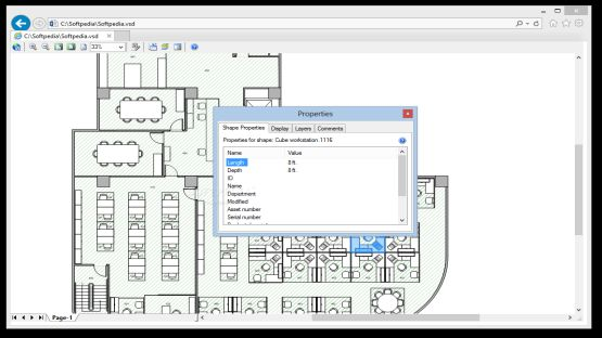 Visio Professional 2013 screenshot 2