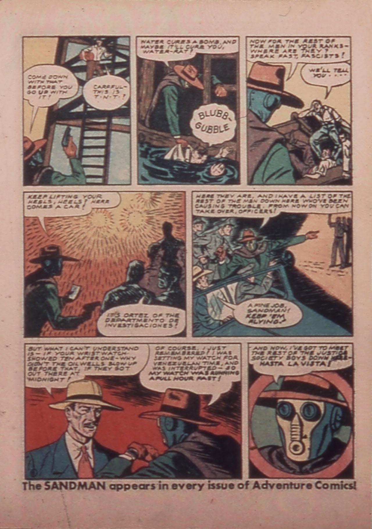 Read online All-Star Comics comic -  Issue #9 - 31