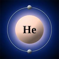 Helyum atomu ve elektronları
