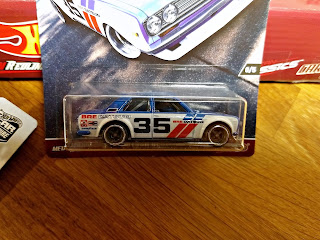 Hot Wheels RLC Car Culture bre 510 datsun bluebird