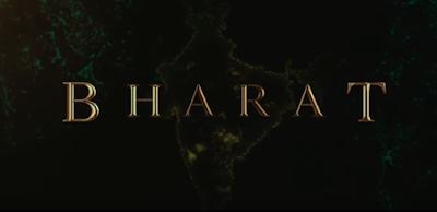 Salman Khan Bharath Poster