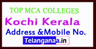 Top MCA Colleges in Kochi Kerala