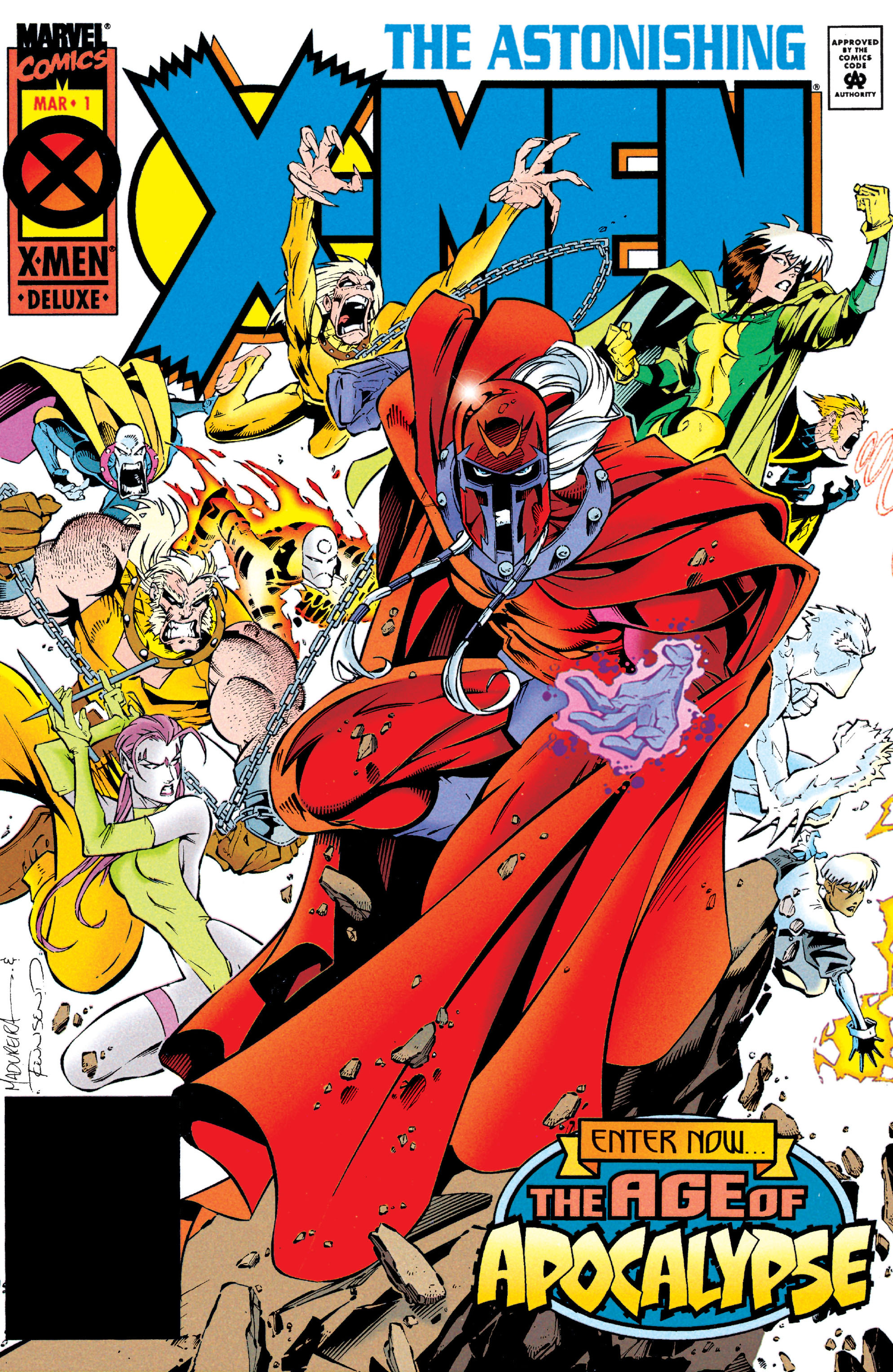 Astonishing X-Men (1995) 1 Page 1