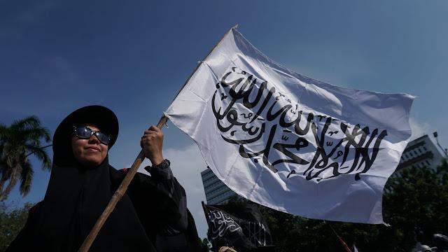 Aksi Bela Tauhid Dipusatkan di Istana, Akan Ada Parade Bendera