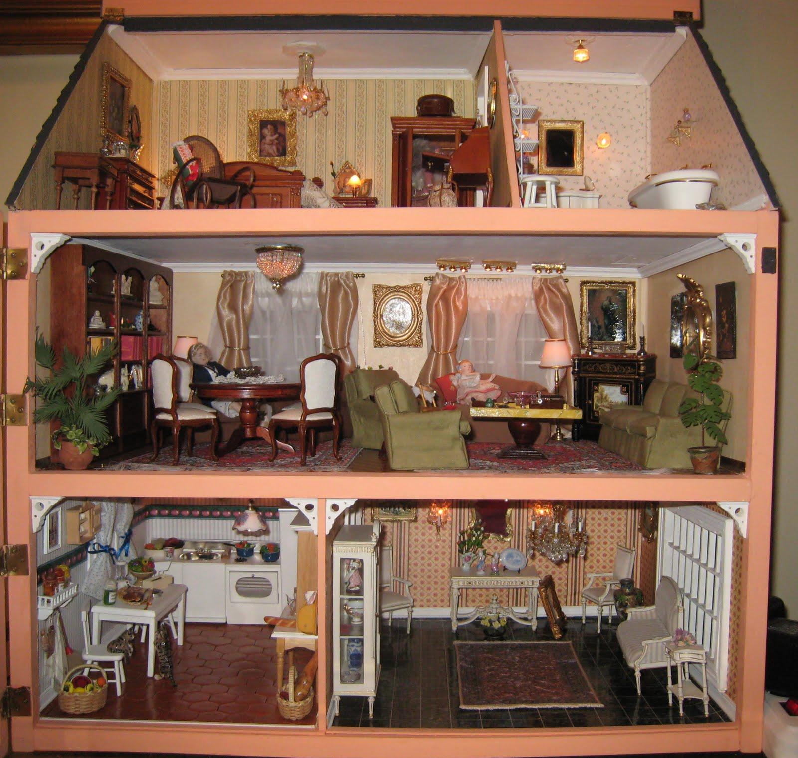 Hansel en baviera la casa de mu 209 ecas - Casa munecas eurekakids ...