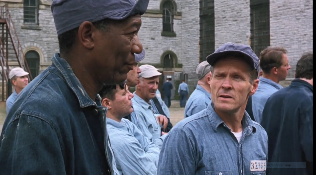 REDEMPTION DVDRIP FRENCH SHAWSHANK TÉLÉCHARGER THE