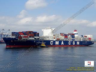 CMA CGM Rio Grande