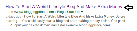 post title for seo