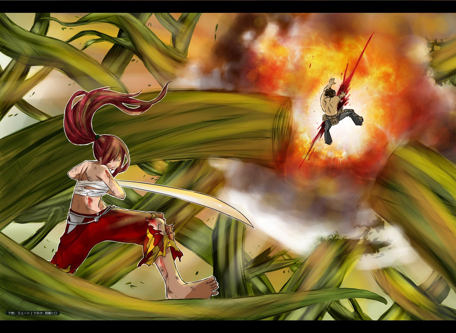 Fairy Tail chap 238 trang 21