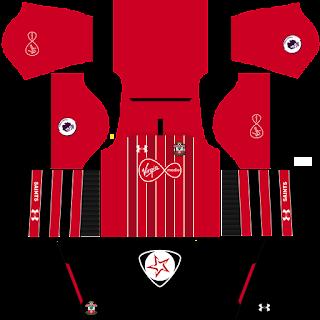 Southampton FC 2018 - 2019 Third Kit