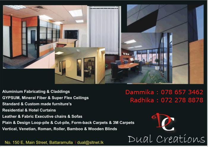 Total Interior Solutions For Your Office House Dailymail Lk